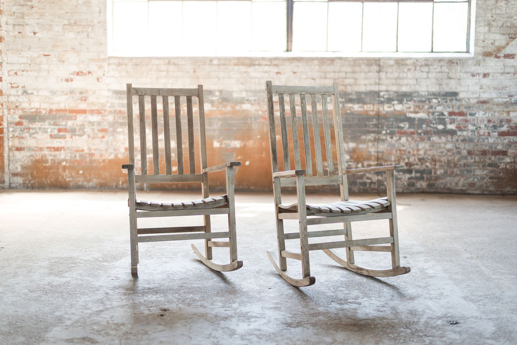The Dixies Wood Rocking Chairs