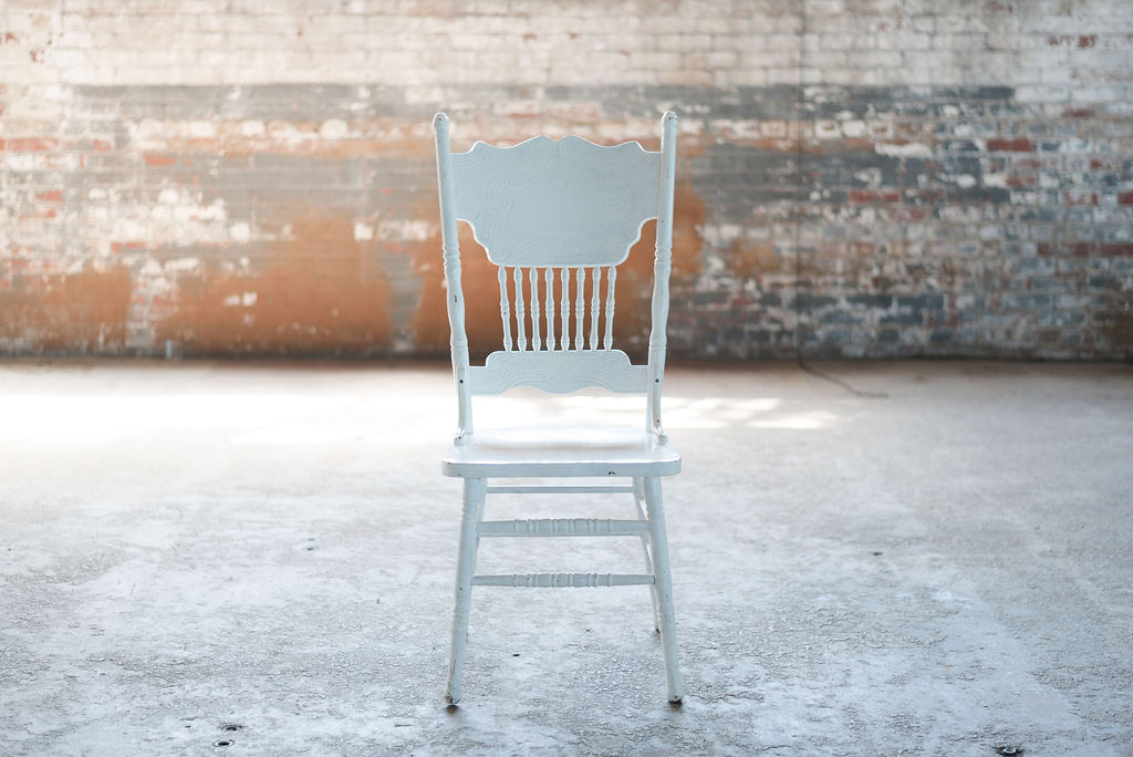 Caleb Side Chair (White)