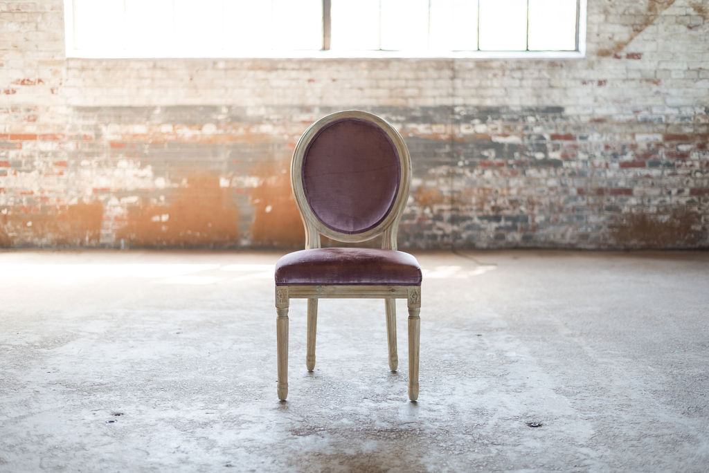 Harold Side Chair (Lavender - Purple)