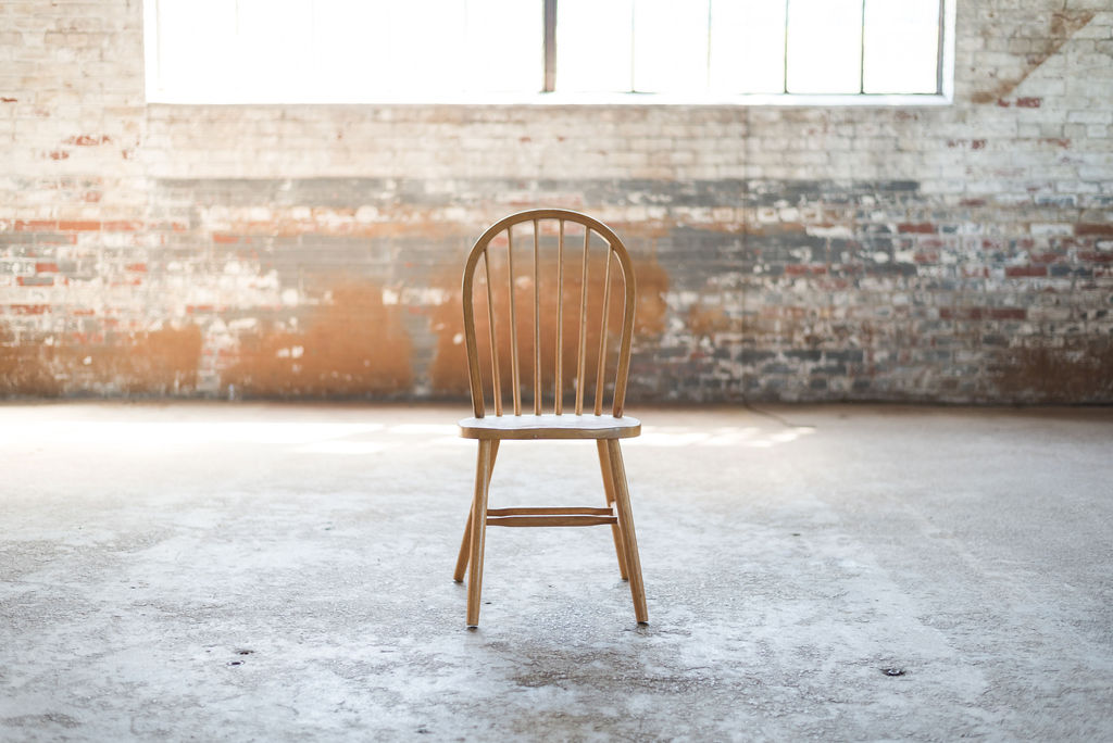 Macie Side Chair (Fruitwood)
