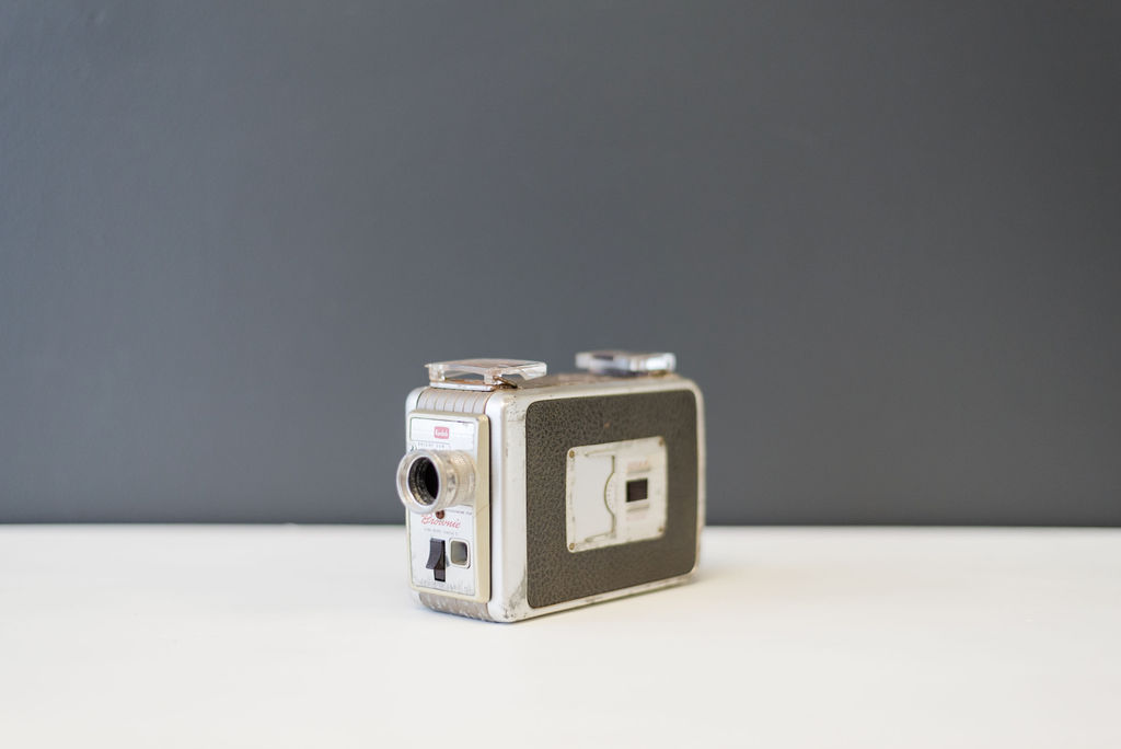 Brownie 8 mm Camera