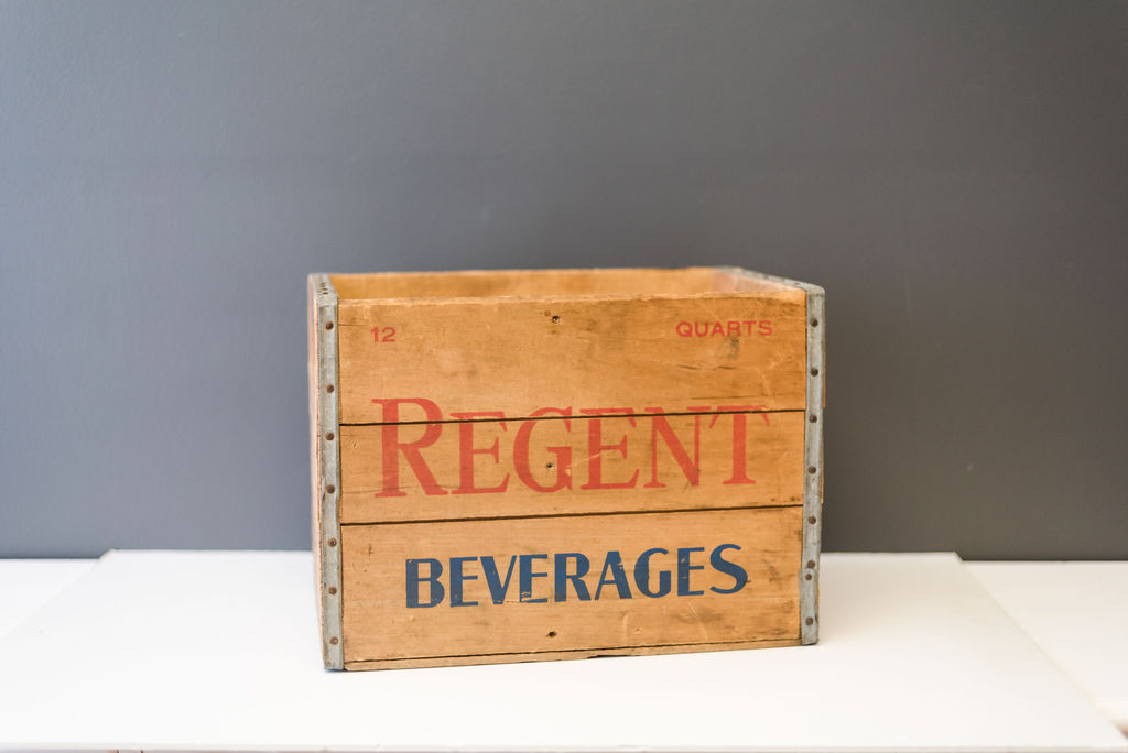 Leary Regent Beverages Crate