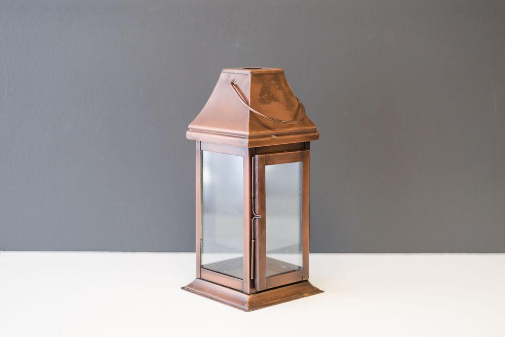 Roosevelt Lantern - Bronze - Copper