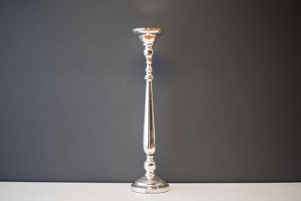 Silver Centerpiece Pedestal