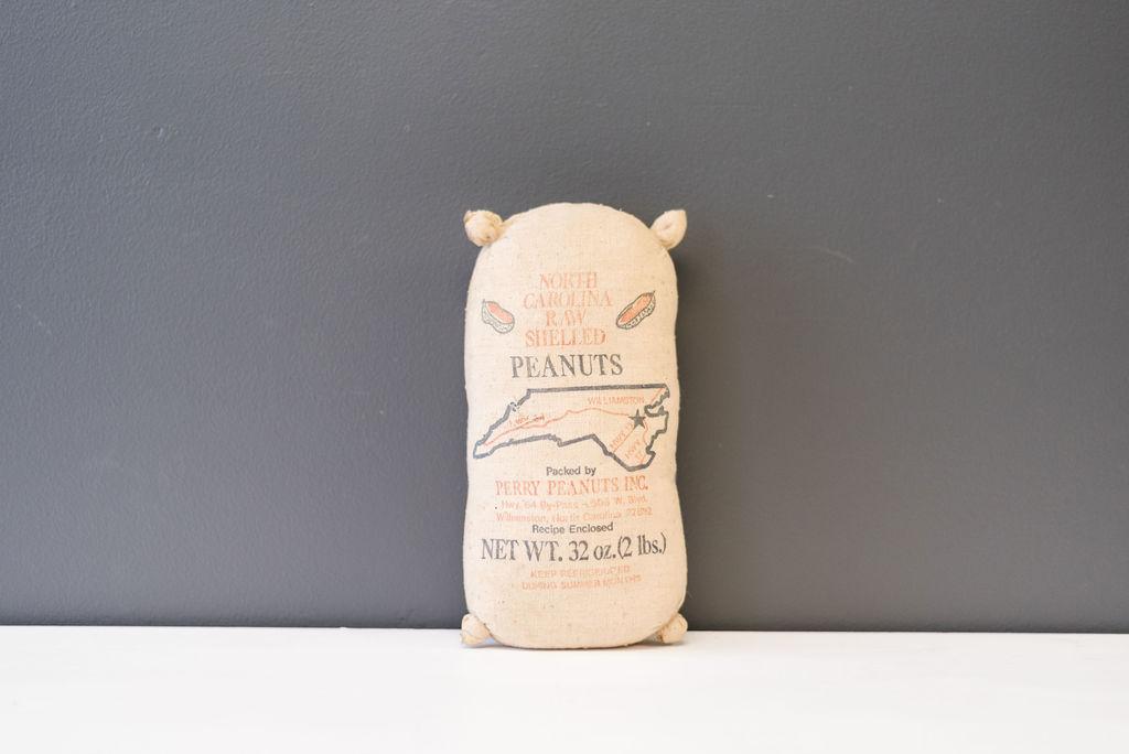 Vintage Mini Peanut Sack