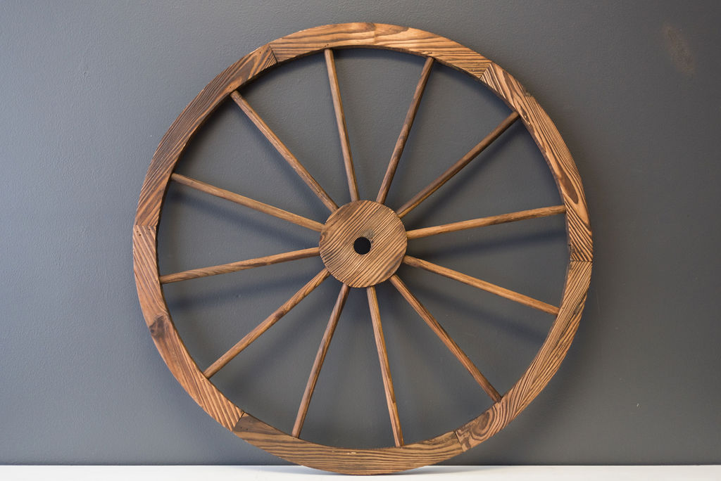 Wagon Wheels (5 Available)