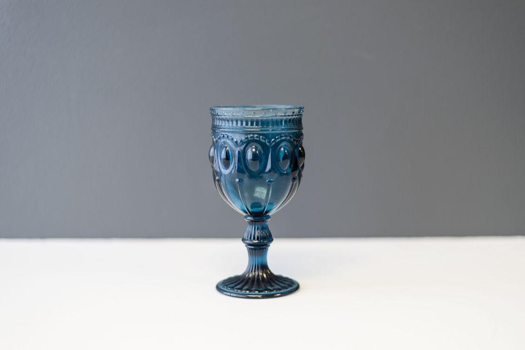Blue Shannon Goblet