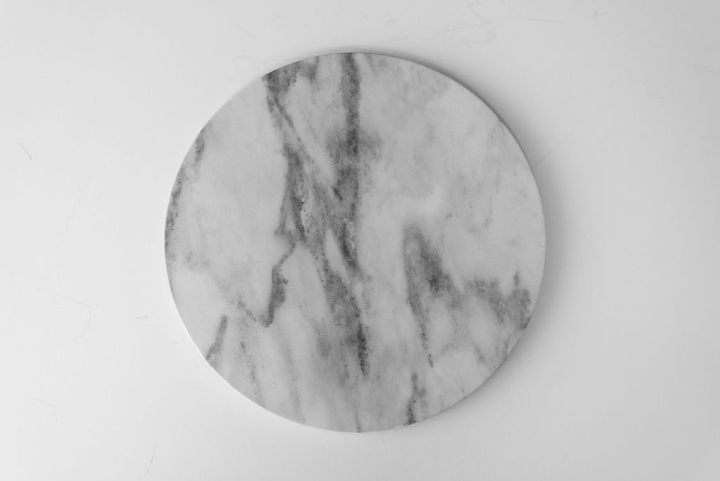 Caesar Marble Charger