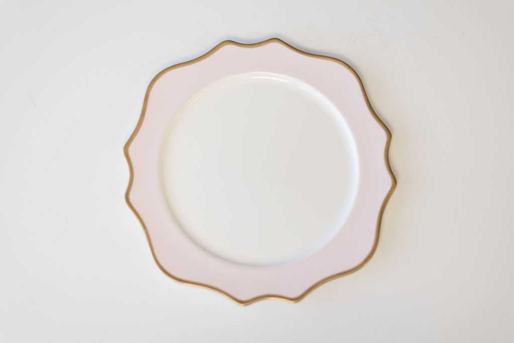 Trieste Pink China Charger