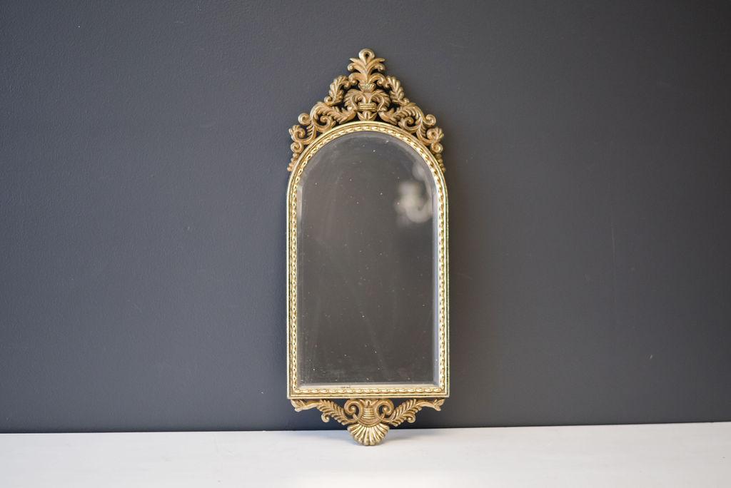 Caroline Mirror (Gold)
