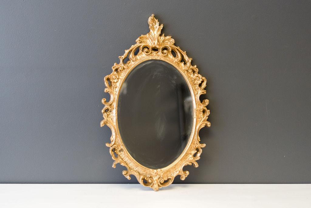 Gladys Mirror (Gold)