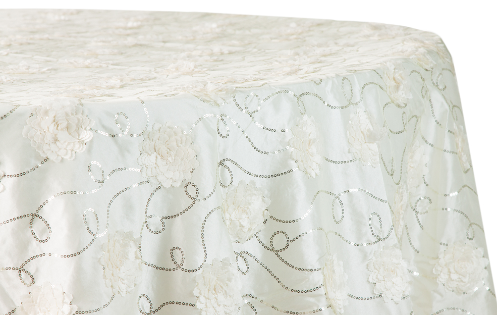 120R Bridely Taffeta Ivory