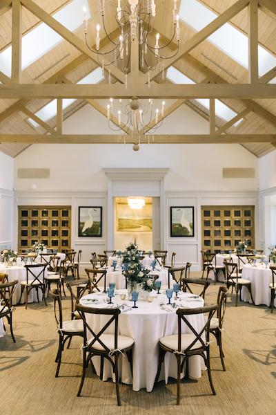 Southern Charm Events – Southern Charm Rentals – Atlantic Beach Country Club -  ballroom wedding reception .jpg