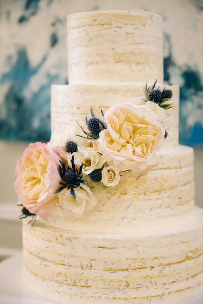 Southern Charm Events – Southern Charm Rentals – Atlantic Beach Country Club -  naked wedding cake