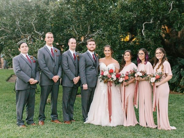 Southern Charm Events- Jacksonville wedding planner – Cummer Museum wedding - wedding party.jpg