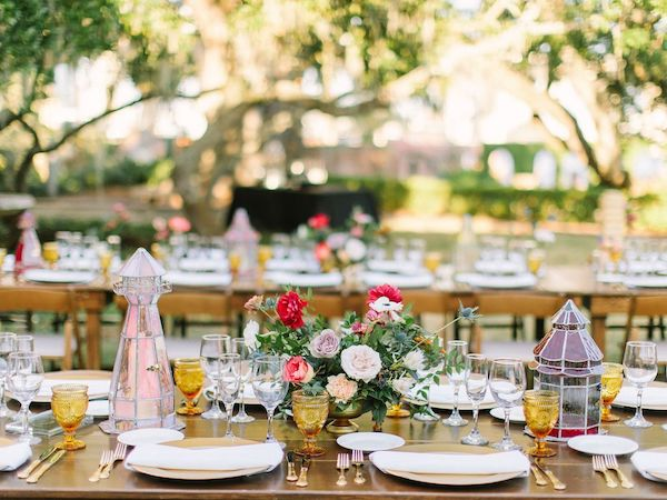 Southern Charm Events- Jacksonville wedding planner – Cummer Museum wedding - ecclectic tablescape.jpg