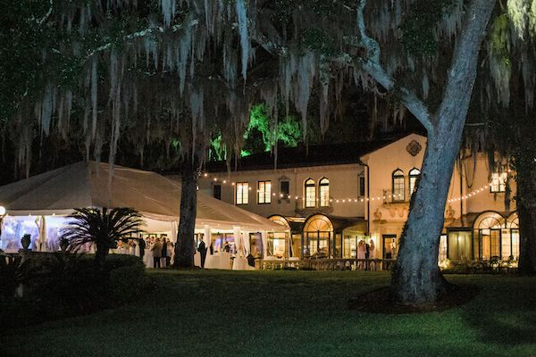 8 -Southern Charm Events – Epping Forest Yacht Club wedding – Jacksonville wedding planner – Jacksonville weddings - nighttime at Epping Forrest.jpg