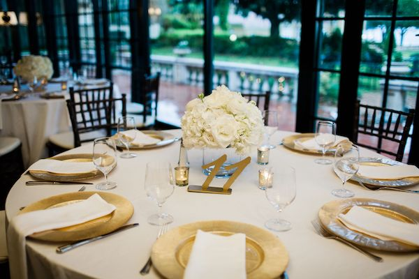 9 - Southern Charm Events – Epping Forest Yacht Club wedding – Jacksonville wedding planner – Jacksonville weddings - gold and white tablescapes.jpg