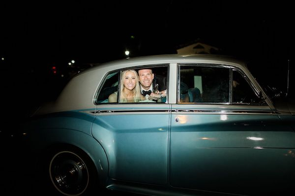 17 - Southern Charm Events – Epping Forest Yacht Club wedding – Jacksonville wedding planner – Jacksonville weddings - bride and grooms getaway car.jpg
