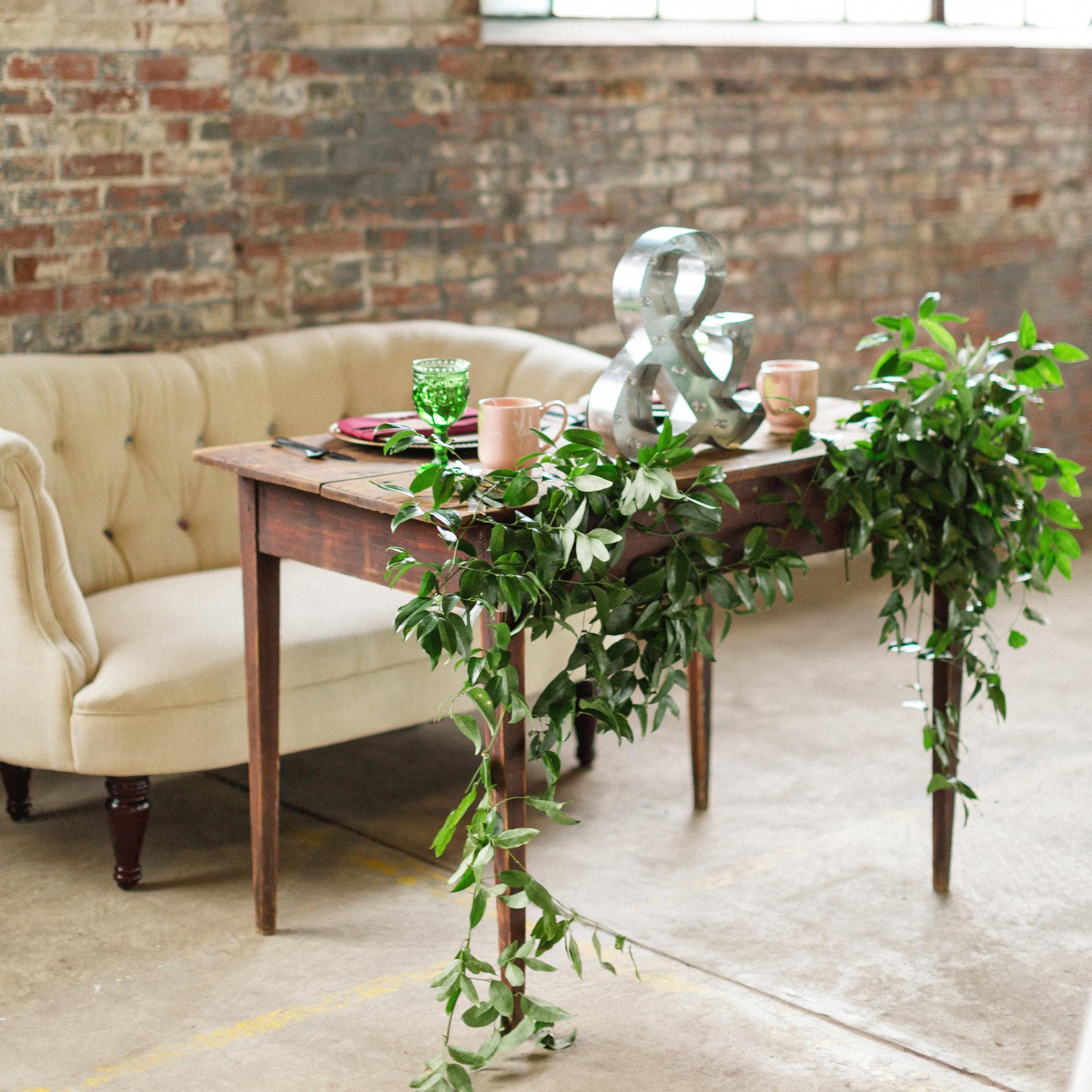 Ryne Petite Farm Table - Wood