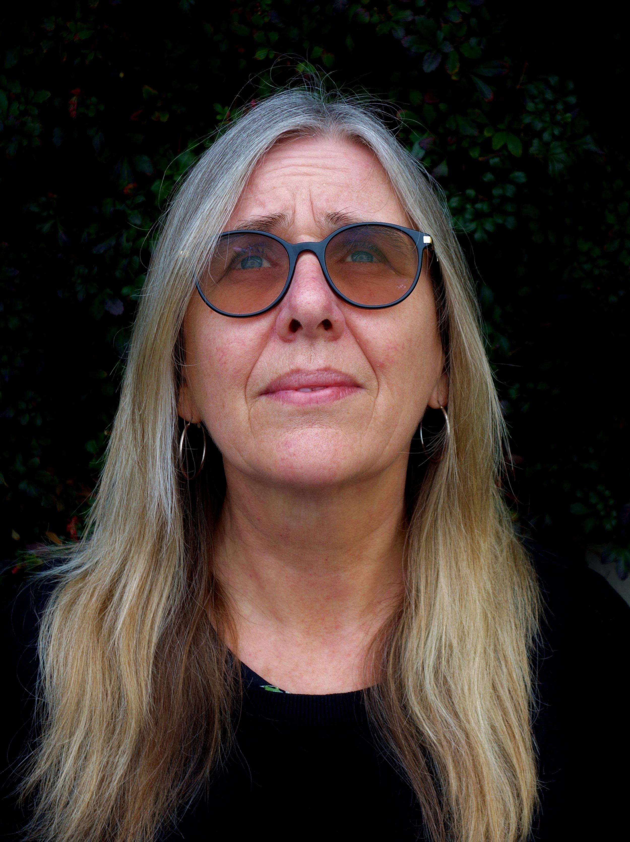 Susan Blennerhassett - The Author
