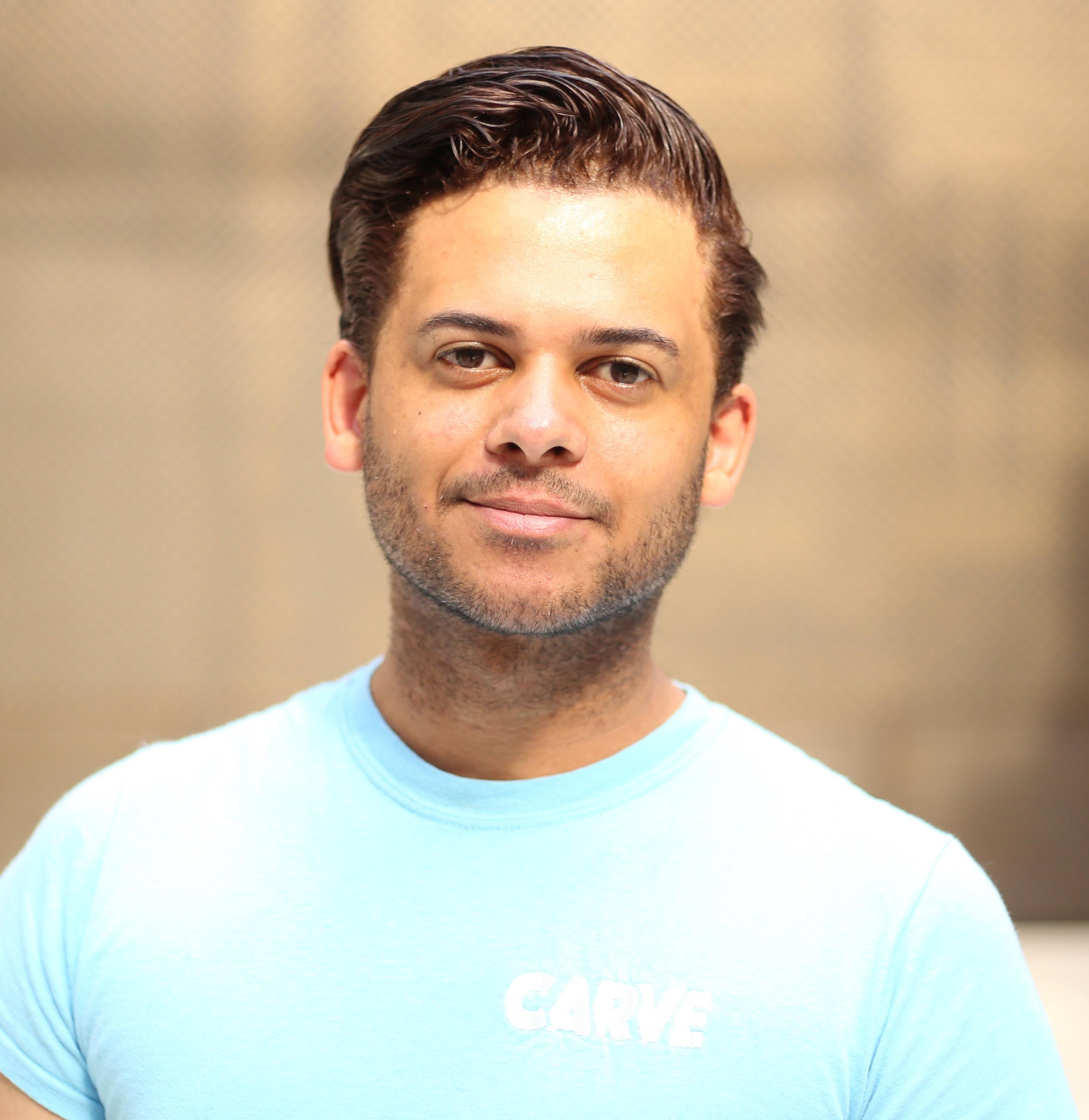 Aaron Carty   Head of Marketing