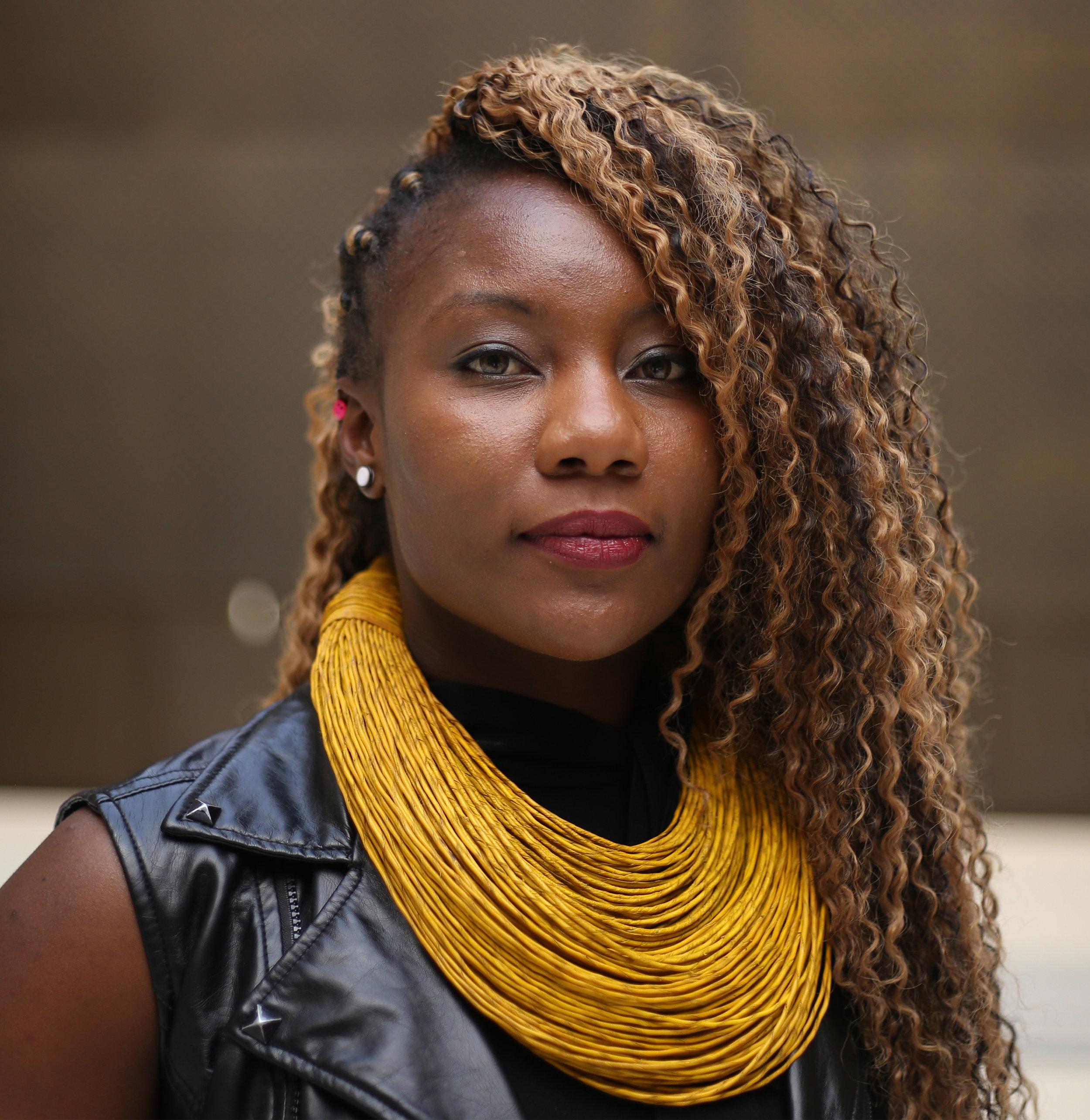 Aisha Shaibu   UK Black Pride Volunteer Manager