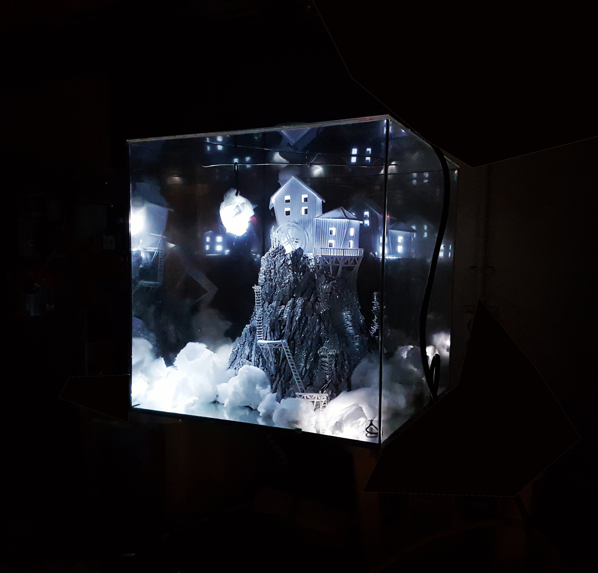 PEEPSHOW | FESTIVAL ART INSTALLATION