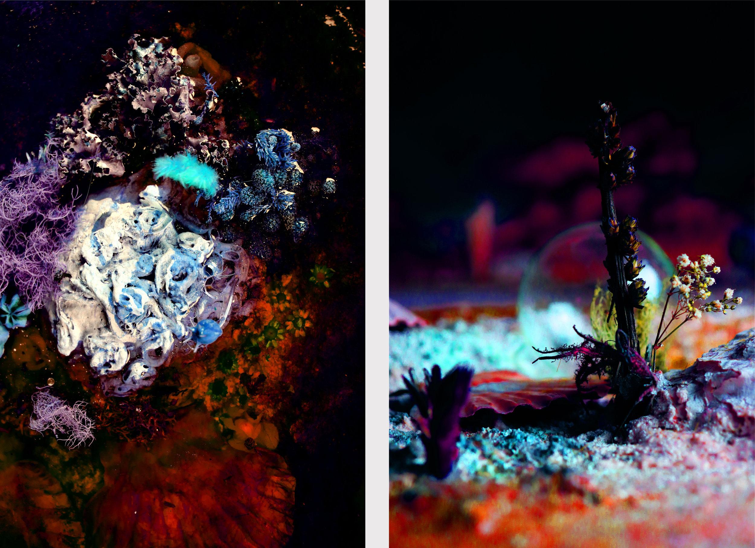 Merlign design diorama miniatuur miniature miniatures maquette maquettebouw modelbouw scale model setdesign setdesigner artdirector artdirectie artdirection Merlijn van de Sande setpainter decorateur production design modelmaker special props propmaker artdepartment set decor art Amsterdam surreal neon interior interior design wallet