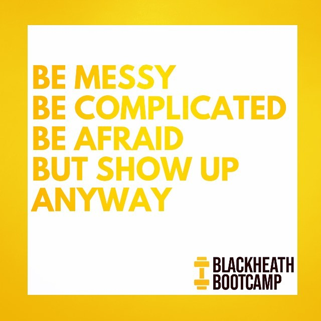 It's not a perfect world ... and humans are .... well human 🤷‍♀️ Be messy, be complicated, be whoever you are today ... but come to class anyway 💛 * BOOTCAMP IS FOR EVERYONE * £10 for single class £15 for a 3 class card £30 for an unlimited 28 days www.blackheath-bootcamp.co.uk Link in bio #affordablefitness #outdoortraining #community #blackheathcommunity #greenwichcommumity #sandbagtraining #lebertequalizer  #greenwich #blackheath #bootcamp #fitness #groupclass #eltham #leegreen #blackheathbootcamp #charlton #lewisham #strength #fitnessclass #training #running #runclub #blackheathvillage #yoga #pilates #personaltraining #pt #strengthtraining