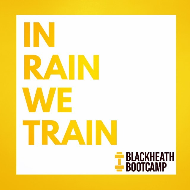 Mother Nature shares her skills with us and gives our gardens a much needed soaking ... and us ... we train🌧🏃‍♀️🏃🏽‍♀️ * BOOTCAMP IS FOR EVERYONE * £10 for single class £15 for a 3 class card £30 for an unlimited 28 days www.blackheath-bootcamp.co.uk Link in bio #affordablefitness #outdoortraining #community #blackheathcommunity #greenwichcommumity #sandbagtraining #lebertequalizer  #greenwich #blackheath #bootcamp #fitness #groupclass #eltham #leegreen #blackheathbootcamp #charlton #lewisham #strength #fitnessclass #training #running #runclub #blackheathvillage #yoga #pilates #personaltraining #pt #strengthtraining