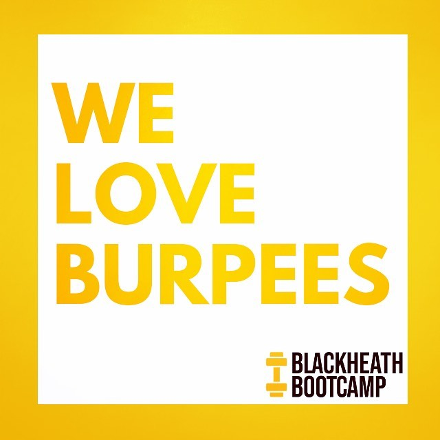New workout named 'The Stacey' Running ... more running A little bit of sprinting  Burpees Butt work Running Burpees Butt work  Loads more running Loads more burpees 💛💛💛💛 Throw us a 💛 if you loved it !!👇👇🏽