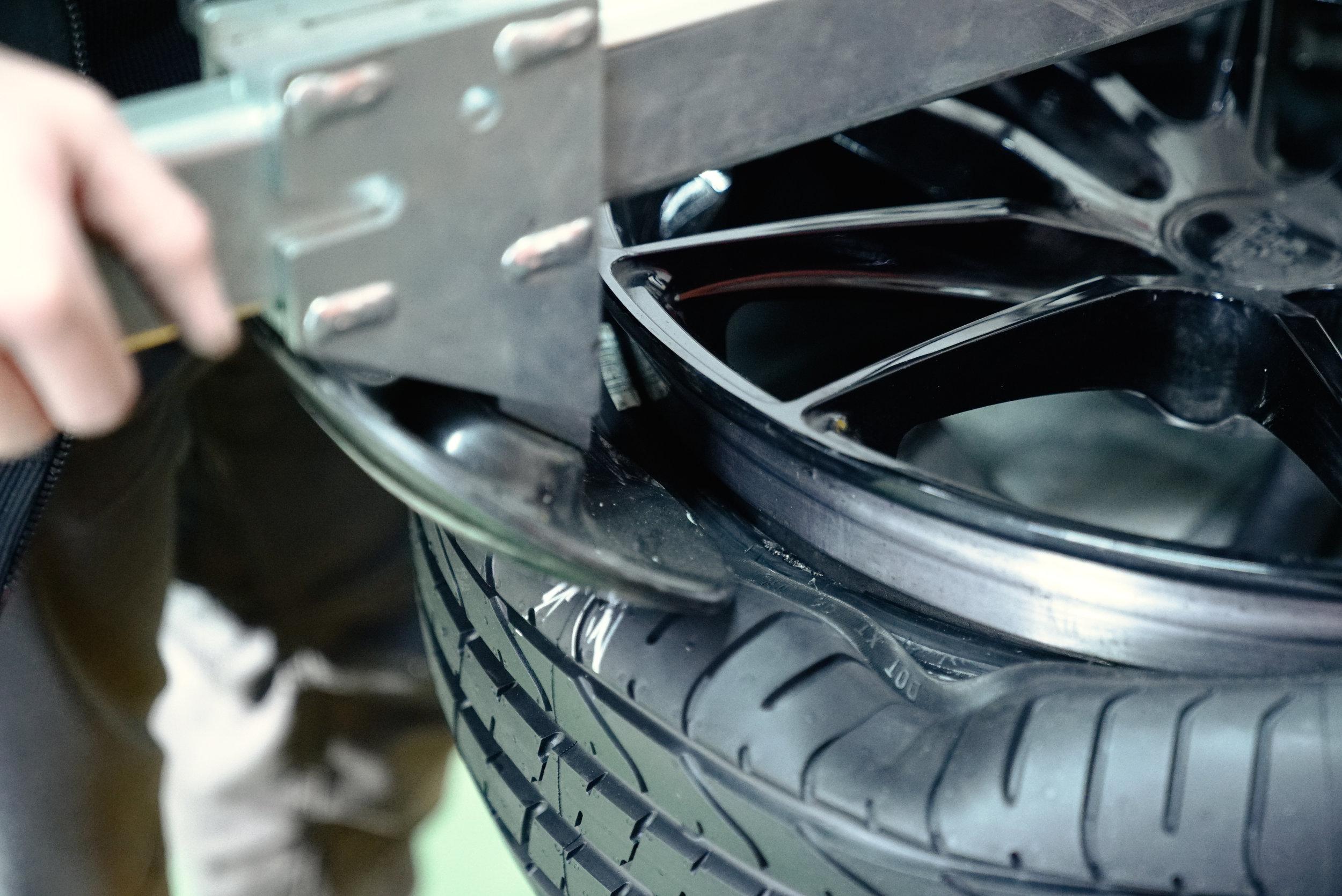 Reifenservice Reifen allemann performance