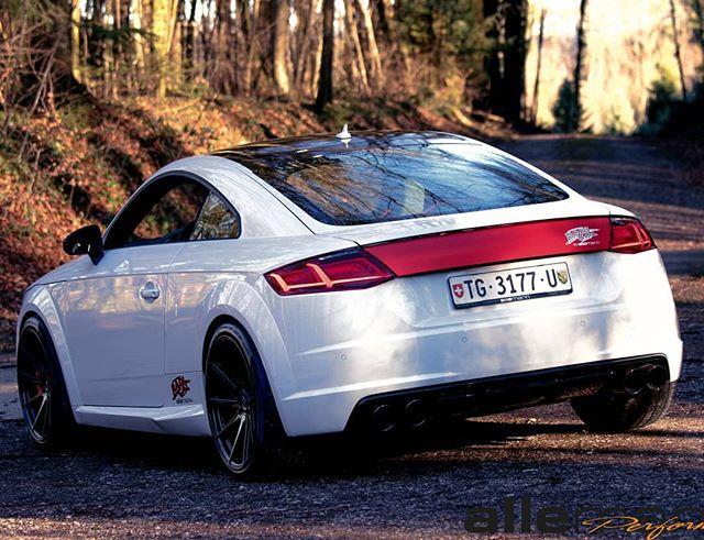 Audi TTS Radical 400 @ forest... #aptuning #allemannperformance #audi #audisport #auditts #allemann #aadorf #tuning #audigarage #swisstuning #tuningschweiz #sportscars #tts #audituning #tuningswitzerland #switzerland #thurgau #tuningszene #leyoswitzerland #tuningfansschweiz