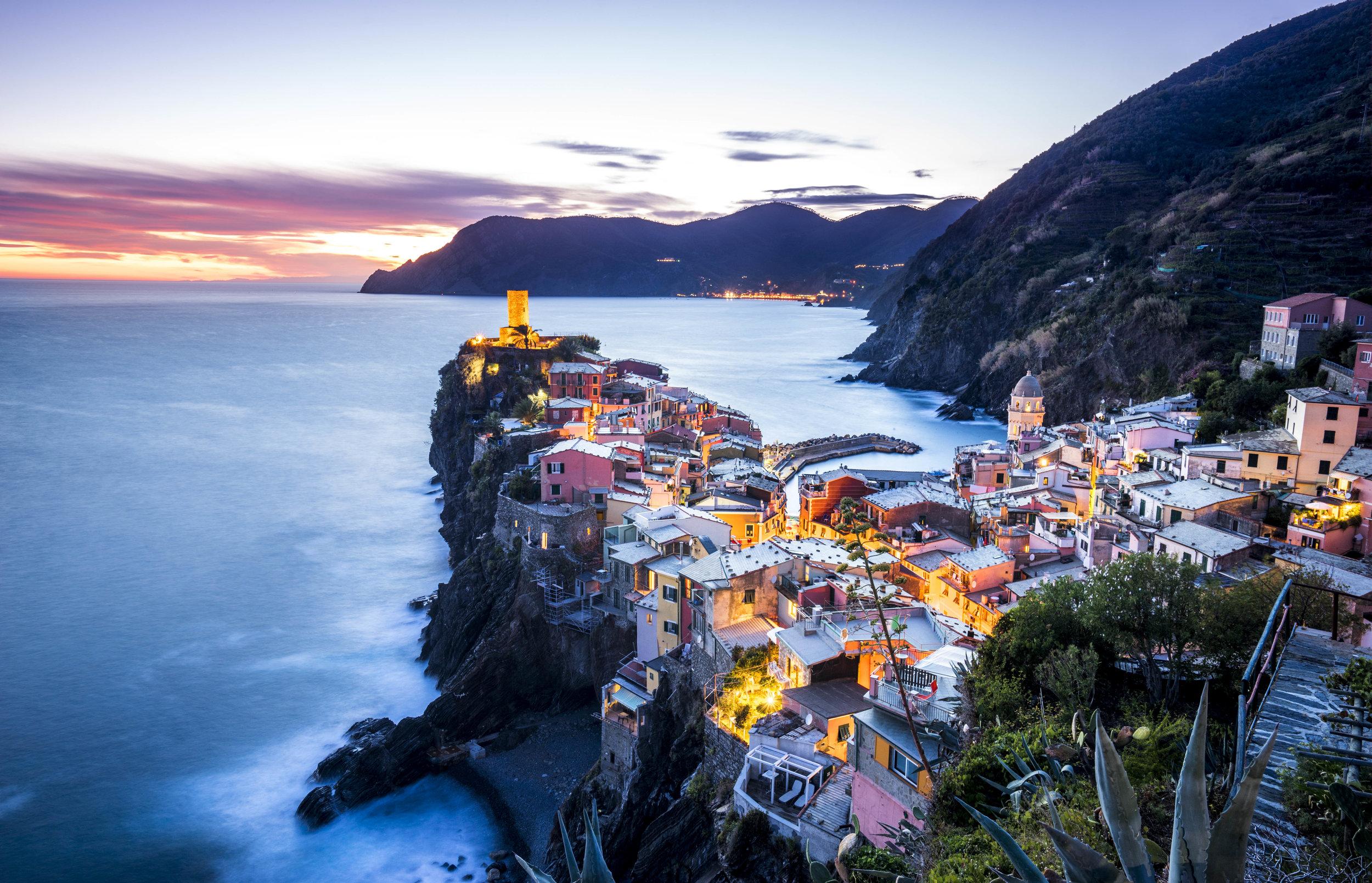 Italy - West Mediterranean