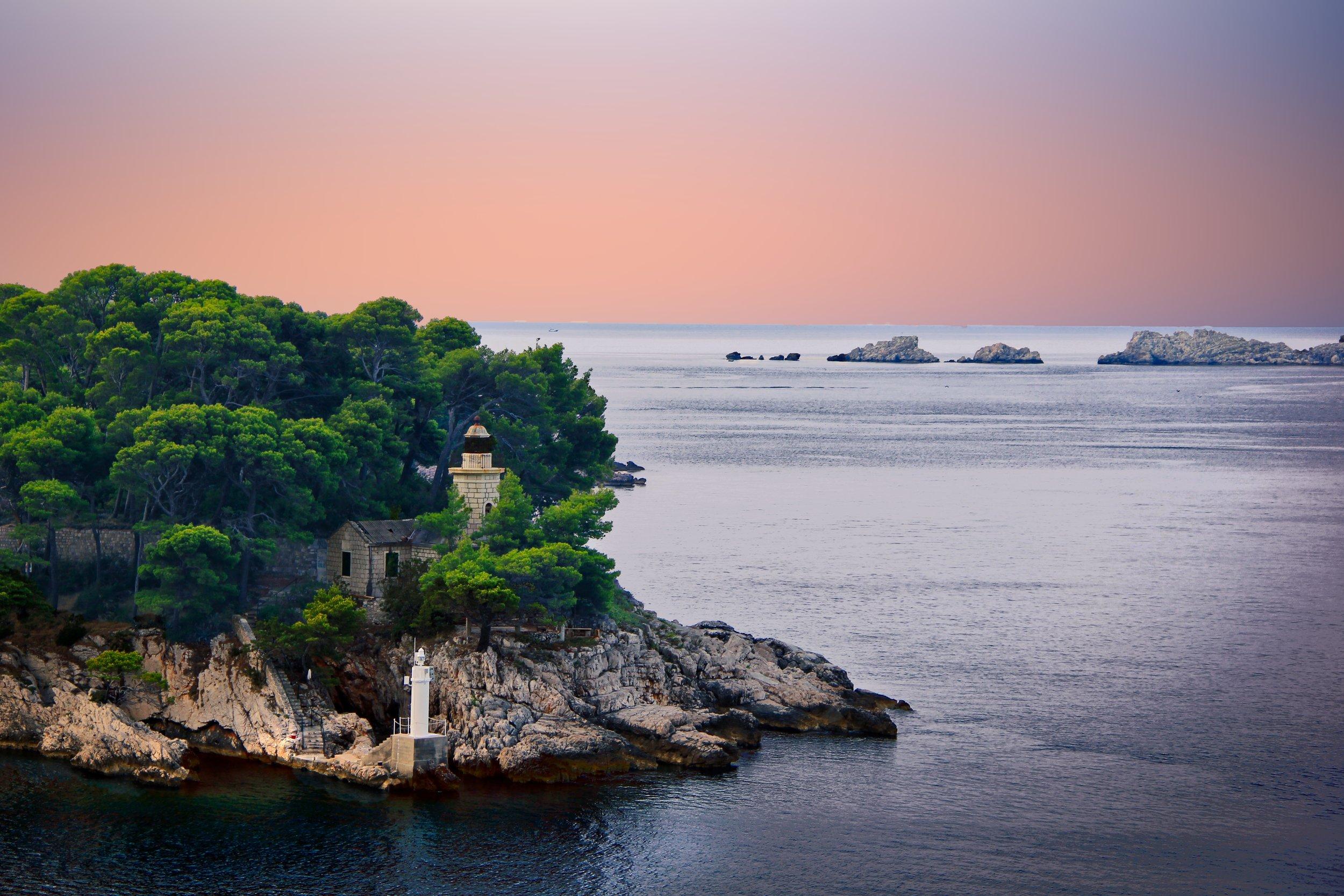 croatia - East Mediterranean
