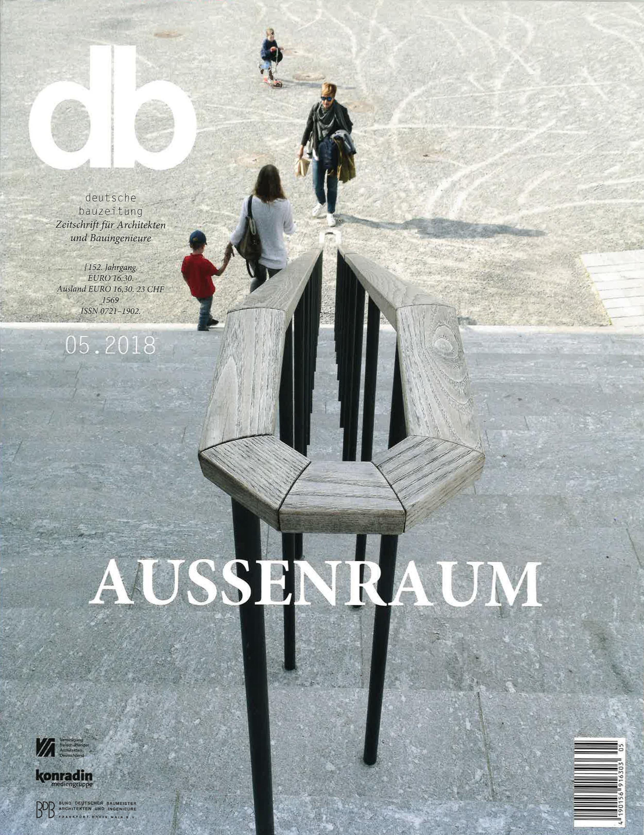 Deutsche Bauzeitung 05.2018 Seite 52