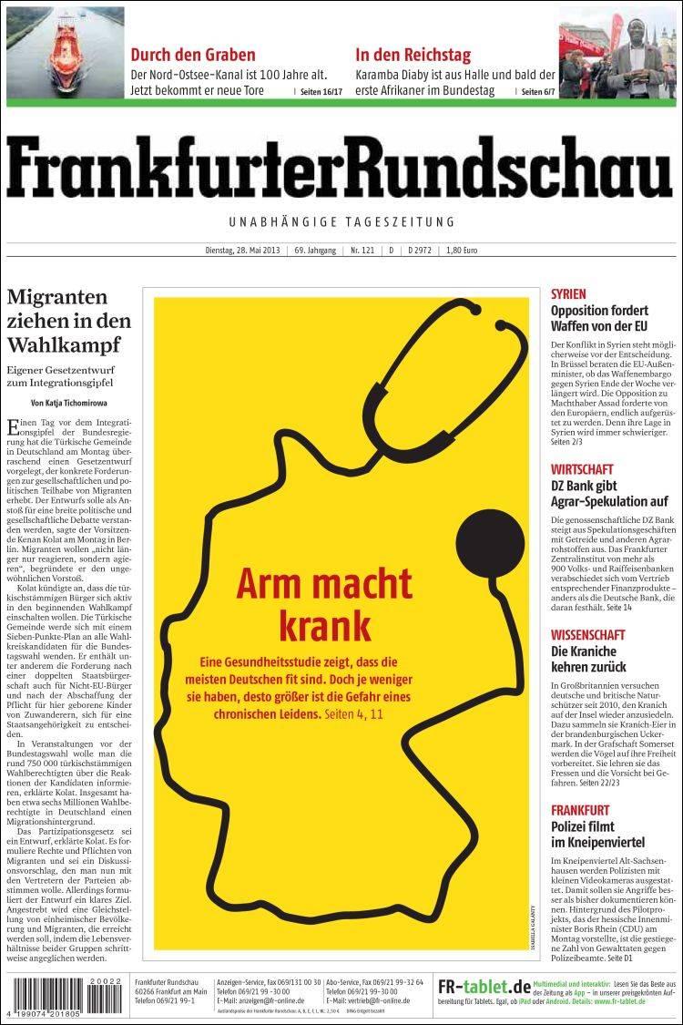 Frankfurter Allgemeine Zeitung 16.01.2019