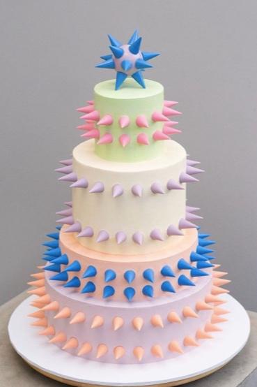Katherine Sabbath's Wedding Cake