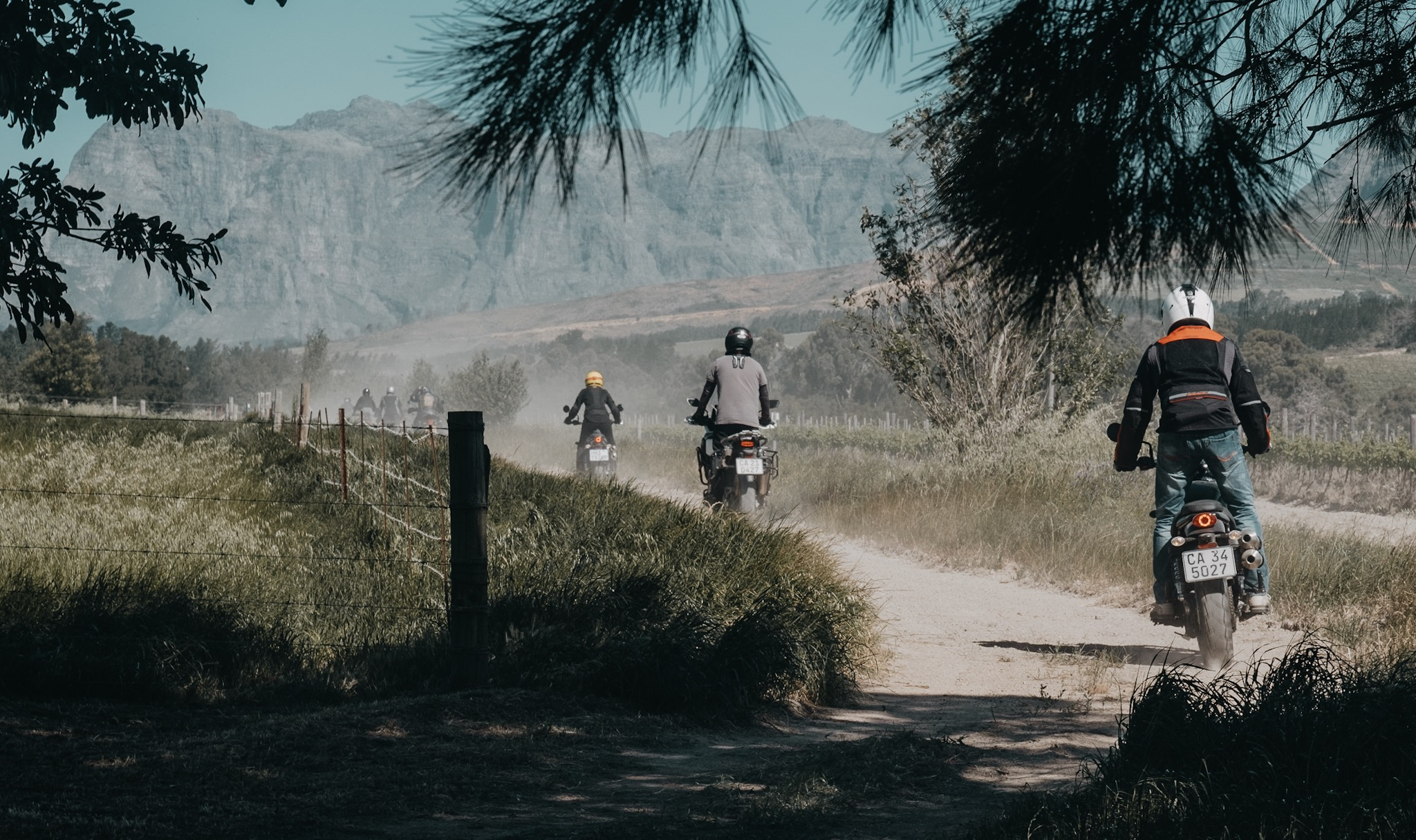 Day In the Dirt - Cape Town off-road training