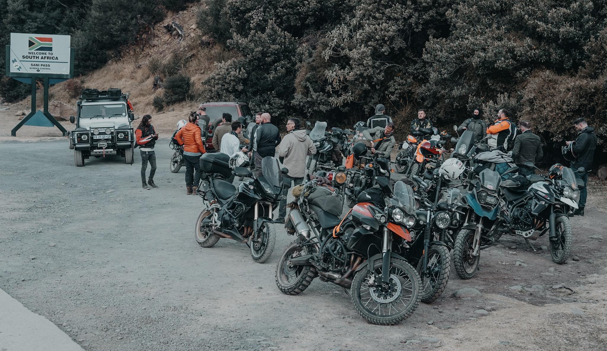 Sani Pass Moto Adventure