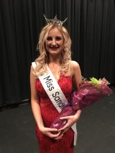 Alexandria Roth, Miss Sandhills 2019