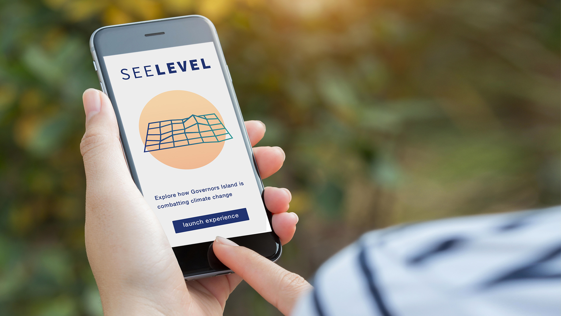 See Level - AR Experience, Climate Change