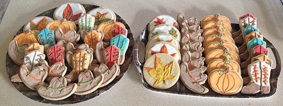 Fall Horse show cookies2.jpg