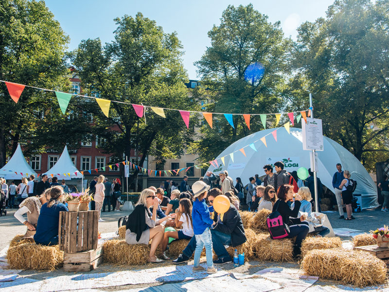MATOLOGI 2019 - Are you in Stockholm on 24th of August? Definitely do not miss this years edition of Matologi! Join us at Matologi 2019, free entry to the festival. This is the perfect time to try out our tea and learn more about Zenmaias mission to a more sustainable tea consumption. Read more here.