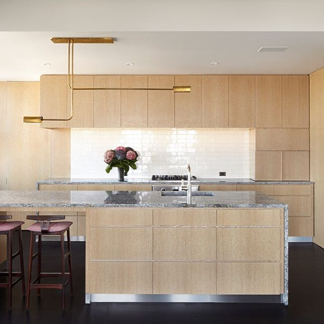 Custom Veneer Work BNY Construction  Jaklitsch / Gardner Architects