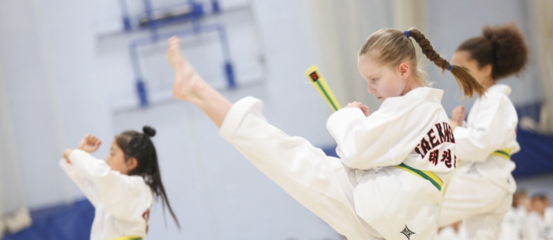 Poomsae Training -