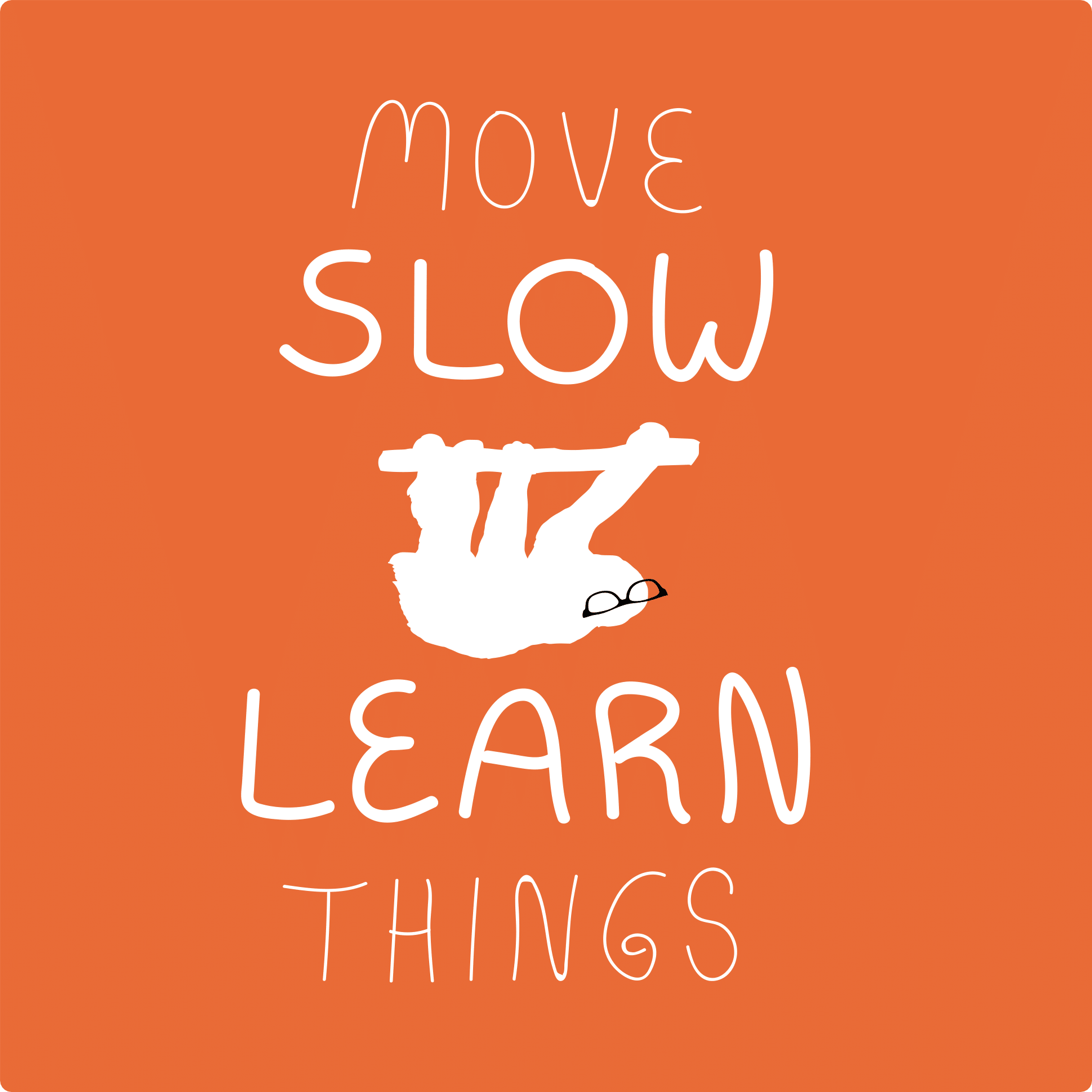 Move Slow and Learn Things Waterville Maine Software Development Design