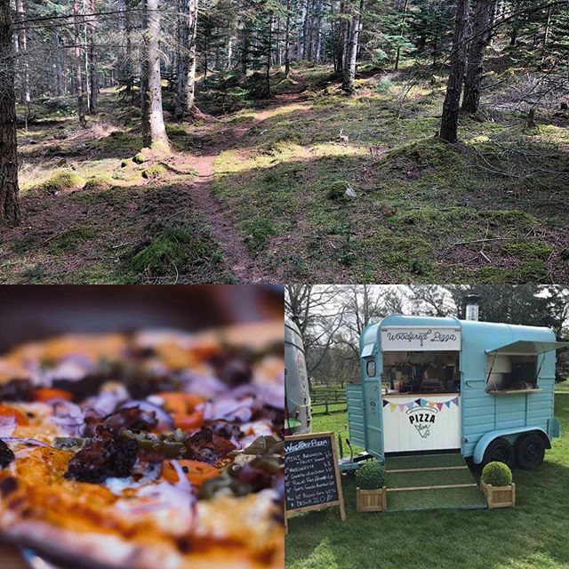 Love trails? Love pizza?  Head directly our bio and smash that link! Sign up to attend our social trail session on the 29th May!  Start your evening with a wood fired pizza from @pizzaboxscotland (bring some cash to pay for your pizza); and then enjoy a trail dig session where we are aiming to freshen up the Boglouster natural line at Pitfichie- what could be better?  By popular demand we have extended the number of tickets available! Don't miss out! All instructions at our website!  #pitfichie #mountainbiking #aberdeenshire