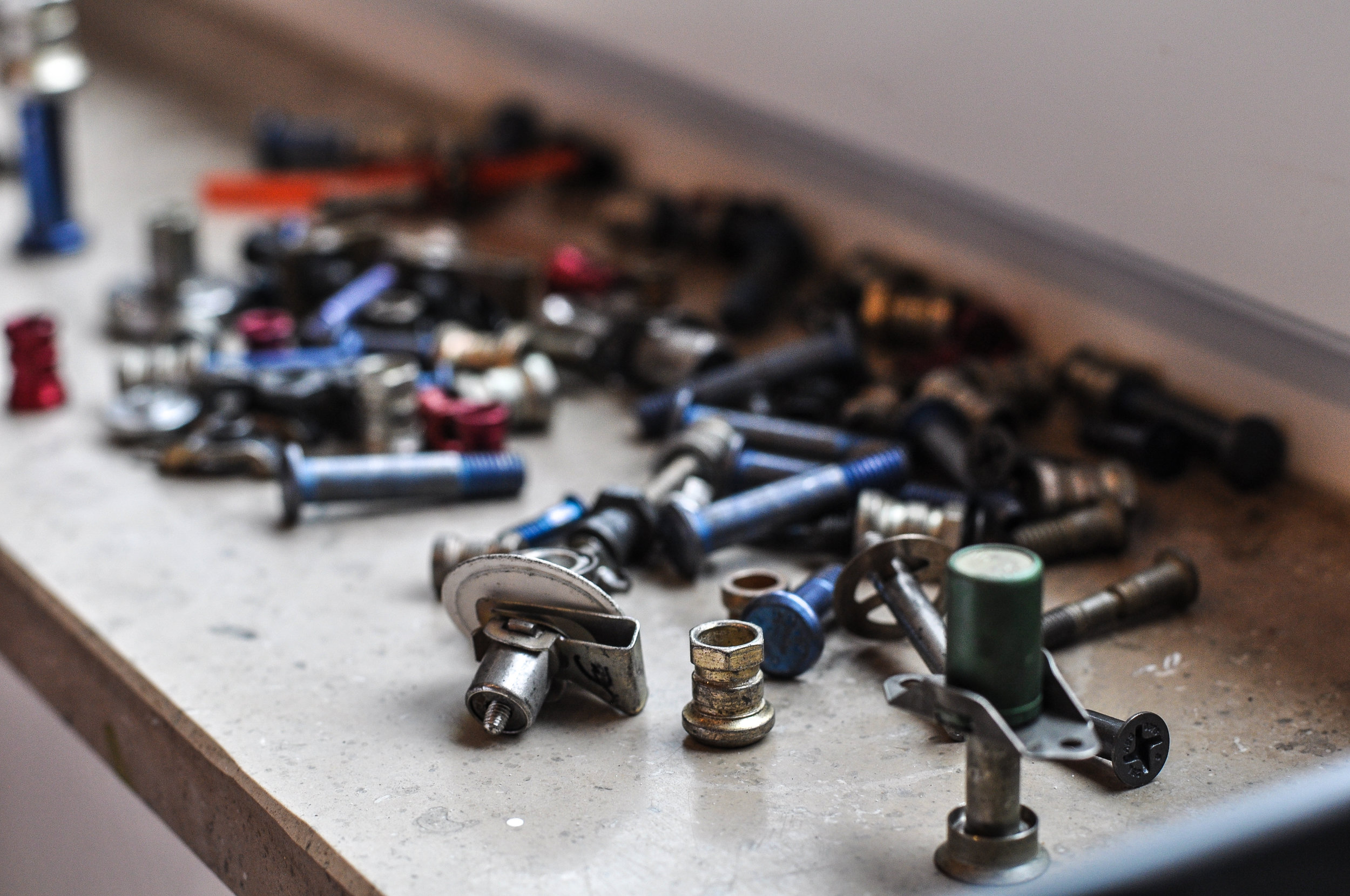 more than 1 million fasteners - are keeping a normal sized aircraft together and they all need to be fixed and checked
